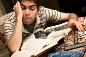 studiare senza tecniche di studio